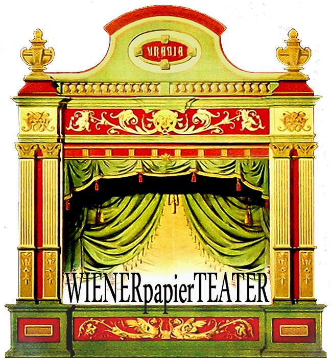 Wiener Papier Theater - Logo
